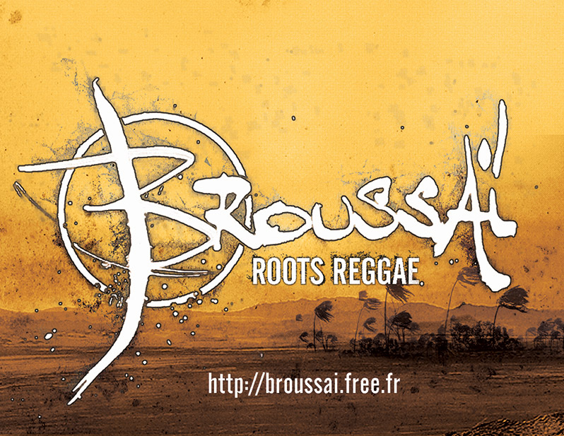 Campagne d'album Broussai Insurrection Sticker - Emmanuel Cloix