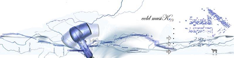 Album Cold Musik - Emmanuel Cloix