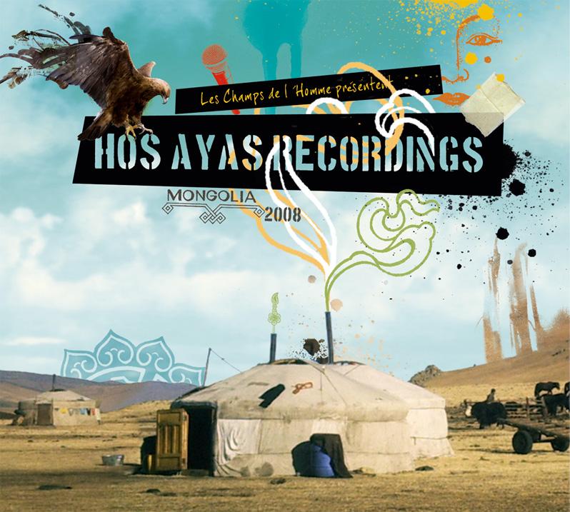 Album Hos Ayas - Emmanuel Cloix