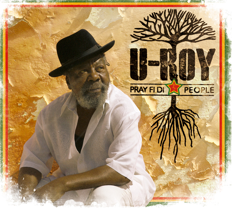 Pochette d'album U Roy - Emmanuel Cloix